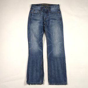 AEO Made to Last Original Straight 26 X 30 Jeans